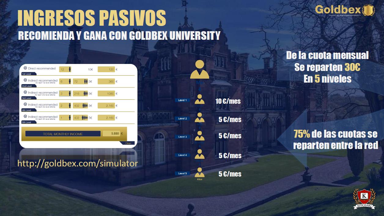 goldbex_university